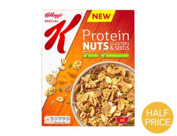 Special K Protein nuts and seeds 330g