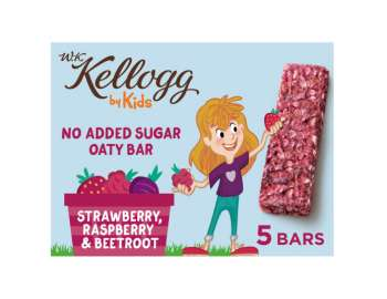 WK Kids Oaty Bars - Berry & Beetroot 5pk