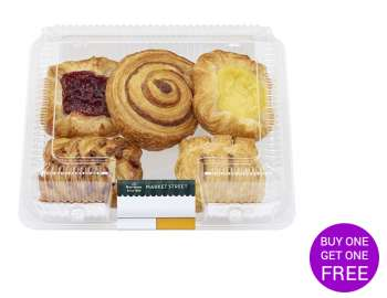 Morrisons Mini Danish selection pack