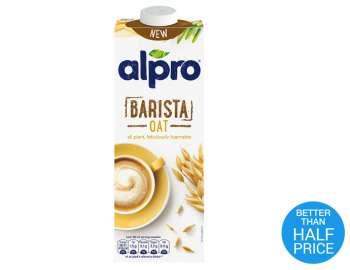 Alpro Barista oat UHT 1L