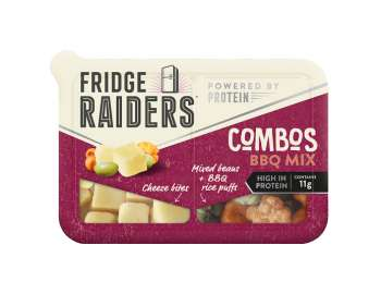 Fridge Raiders combos BBQ mix 40g