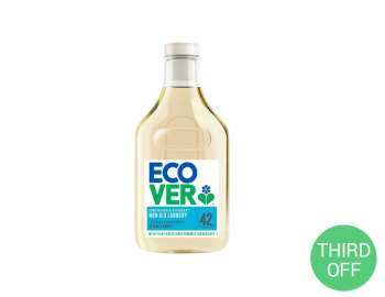 Tesco - Ecover Non-Bio Concentrated Detergent 1.5 litre