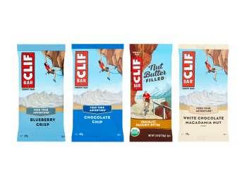 Asda - CLIF Bar 4 varieties