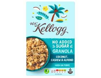 WKK Coconut, Cashew & Almond Granola 570g