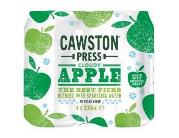 Cawston Press apple 4x330ml