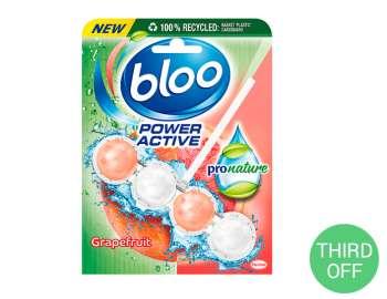 Bloo power active grapefruit pro nature 50g