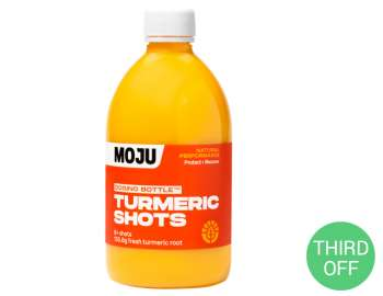 MOJU turmeric dosing bottle 500ml
