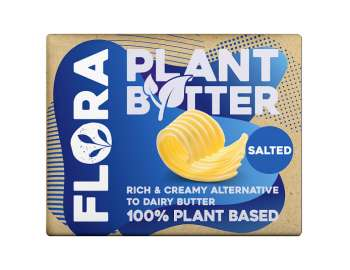 Flora plant butter salted 250g