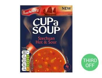 Batchelors cup a soup szechuan