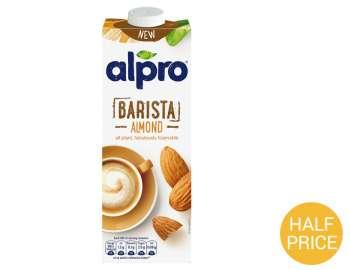 Alpro Barista Almond UHT 1L