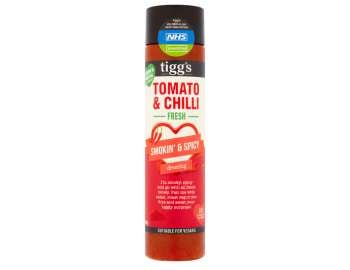 Tigg's tomato & chilli fresh dressing