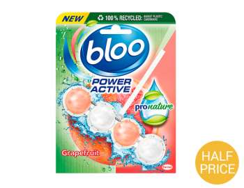 Bloo power active grapefruit pro nature 50g