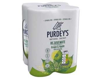 Purdey's rejuvenate 4 x 250ml